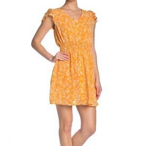 Dresses & Skirts - Bobeaou Yellow dress